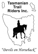 "Tasmanian Trail Riders Inc ""Devils on Horseback"""