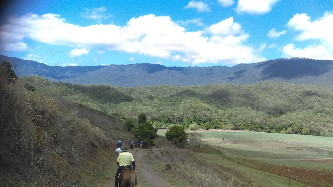 Cairns & District Trail Horse Club Inc. Ross n Locke Trail Ride
