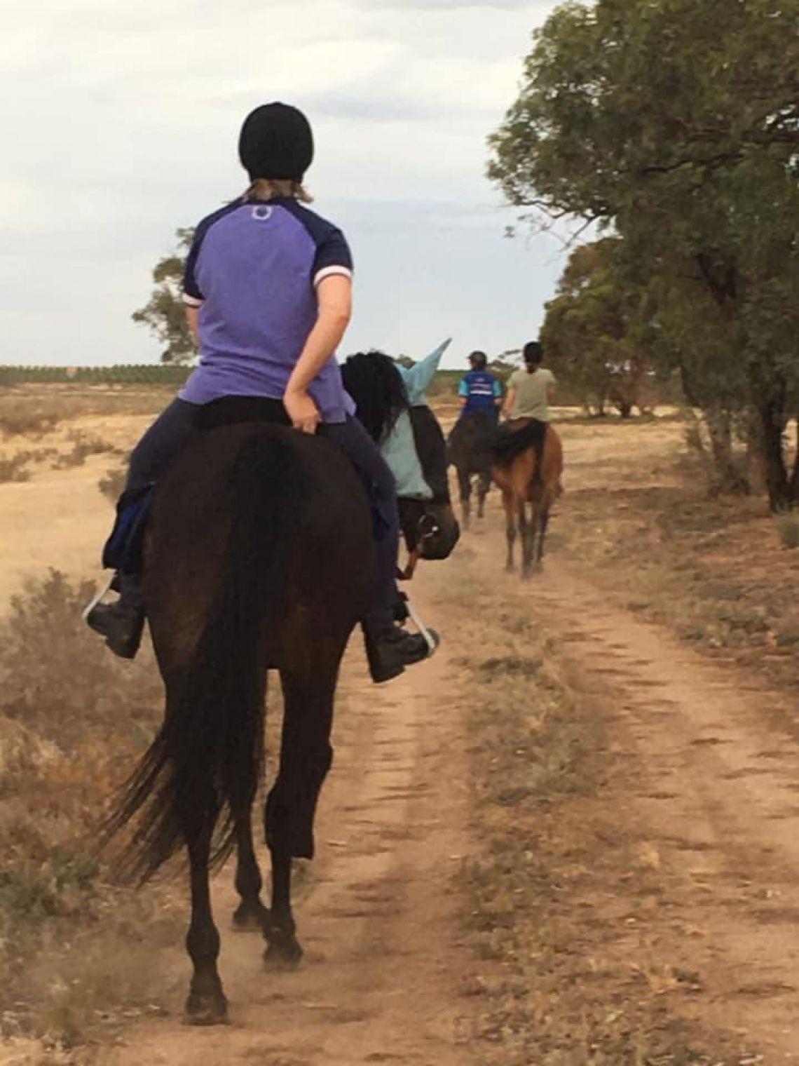 Trail Ride - Sun 8th March - 3.30pm
