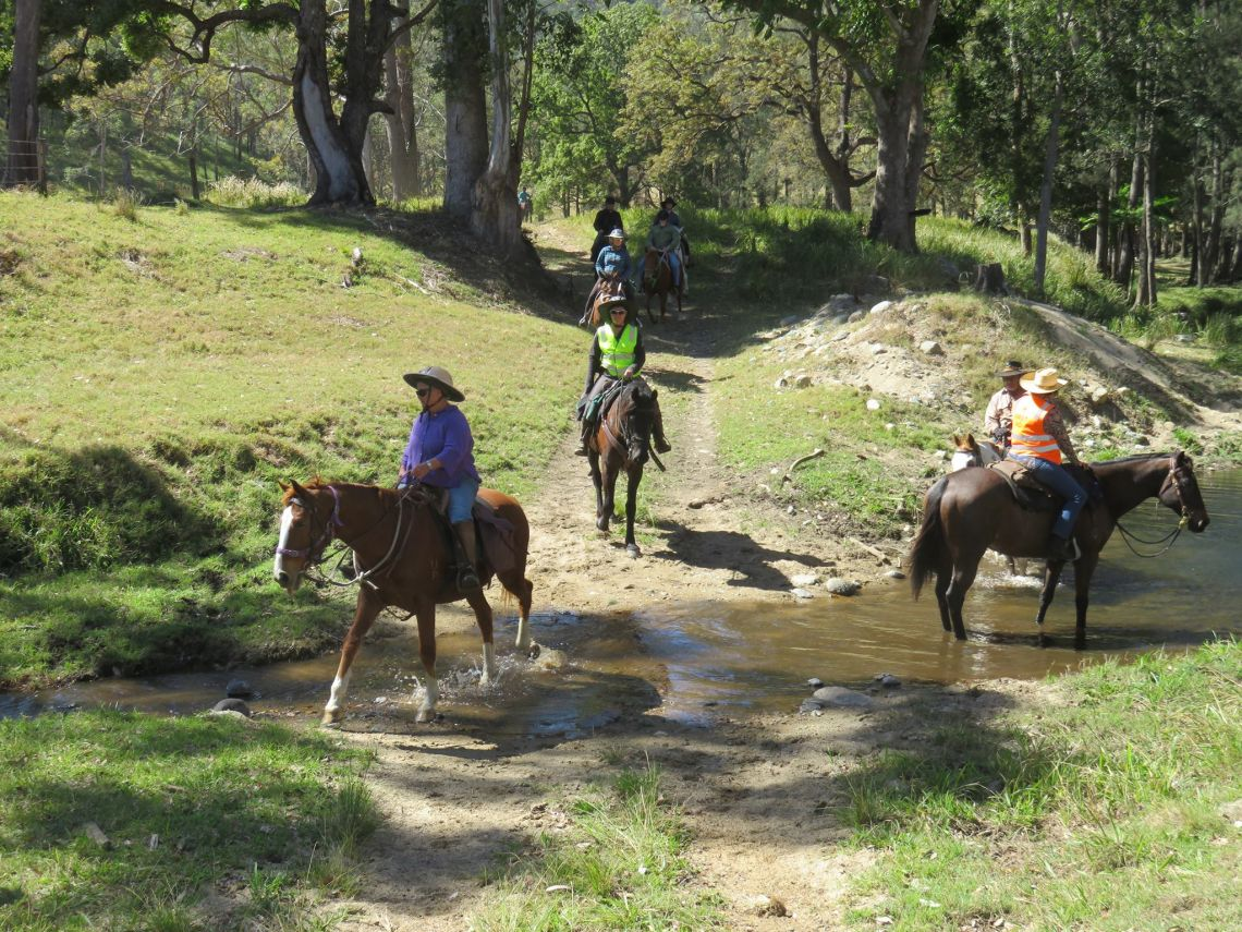 Somerset Trail Riding Club