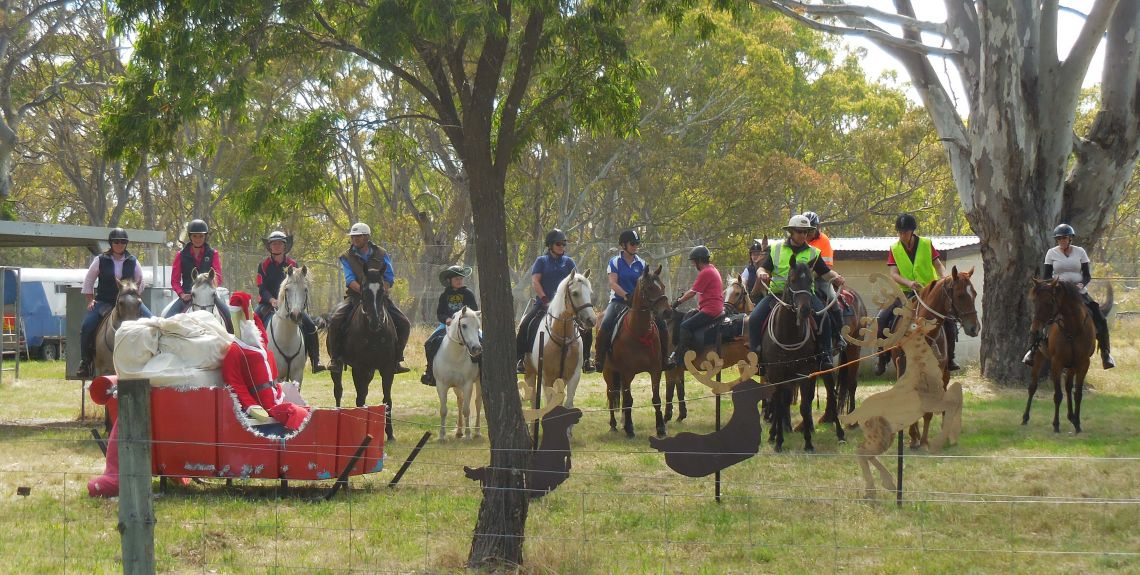 Limestone Coast Saddles & Sulkies Trail Riding & Driving Club Inc