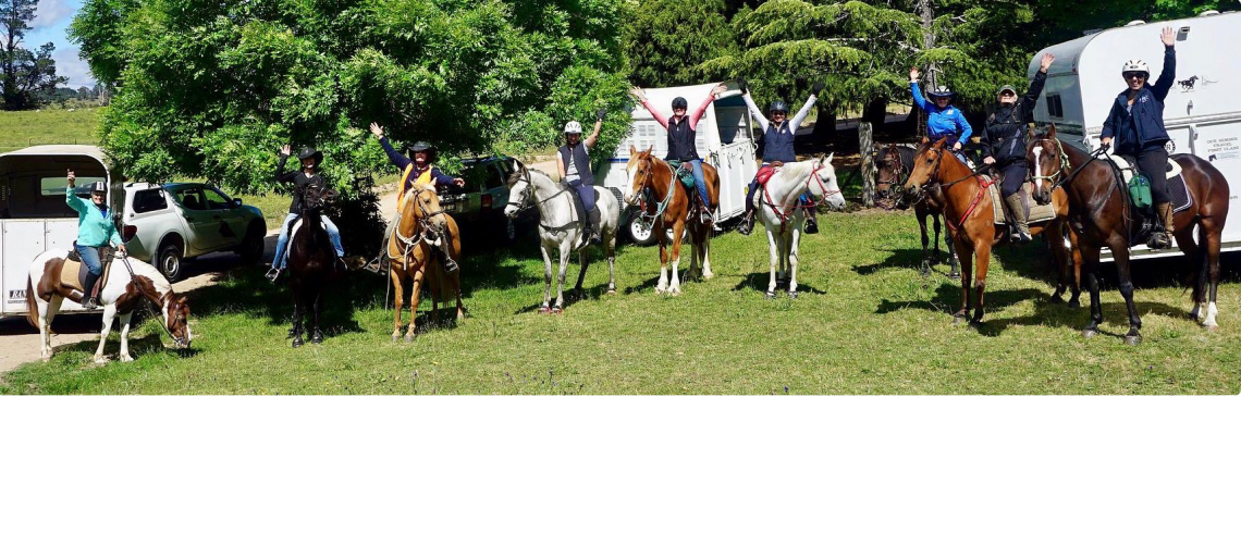 Blue Mountains Trail Horse Riders Club