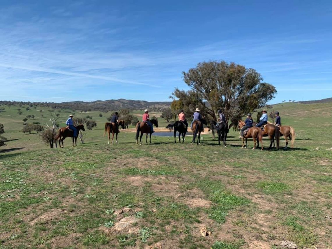Orange Trail Horse Riders & Drivers Assoc Inc