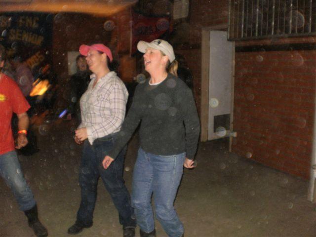 """Marshy & Allison, """" The Dancing Queens """""""