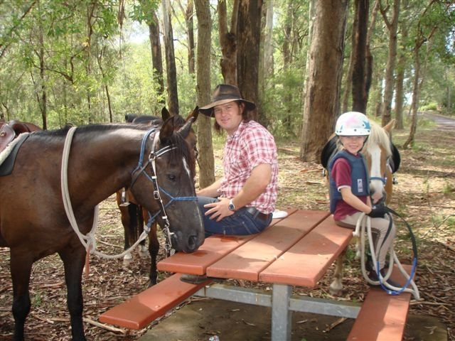 Blue Gum Flats Trail Horse Riding Club Inc
