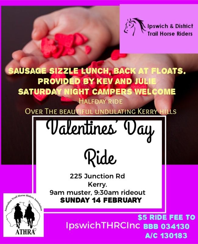 Our first club ride for 2021.  14th February.  9:30am rideout