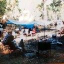 mt stirling camp fire.