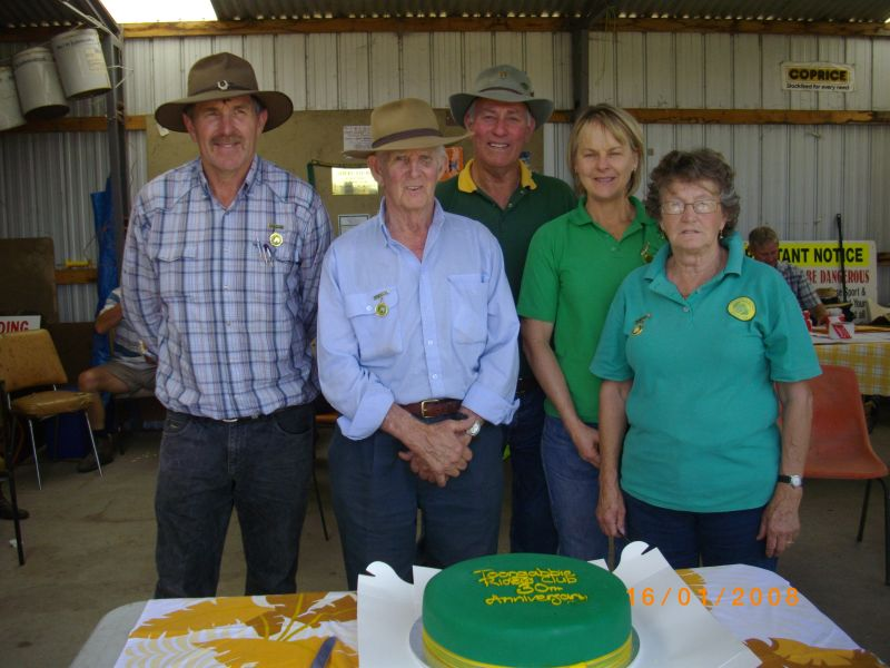 Toongabbie and District Riders Club established 1979