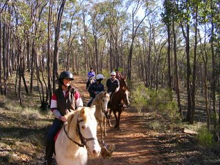 Castlemaine Ride In June 2007