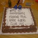 MTHRAI 40th Cake